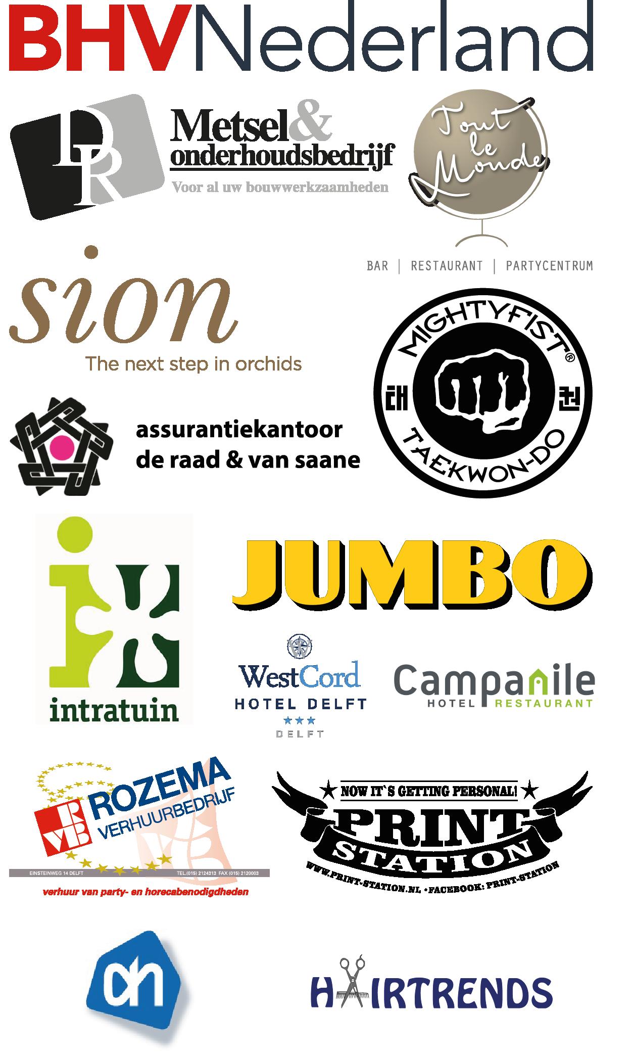 1 Logo's voor website